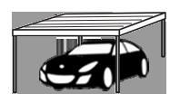 Flat Carport Darwin
