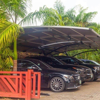 Darwin Dome carport