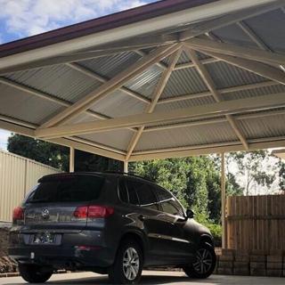 Darwin Carport Installation